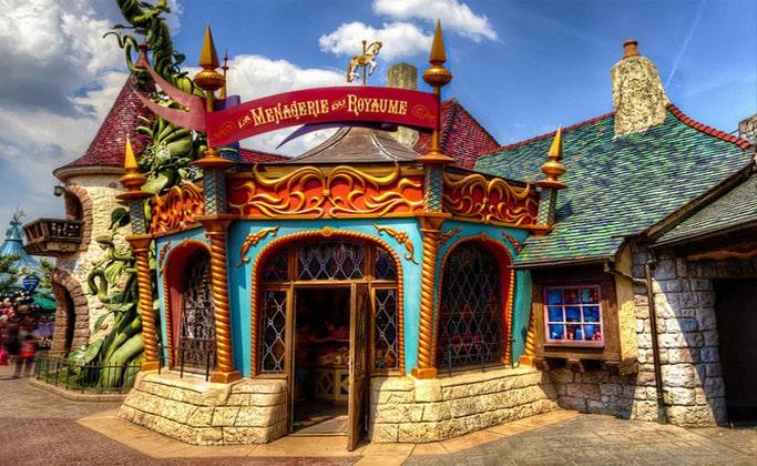 Fantasyland Paris